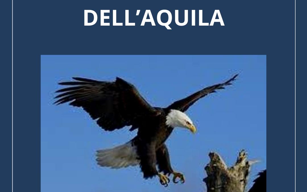 LA LEGGENDA INDIANA DELL'AQUILA.